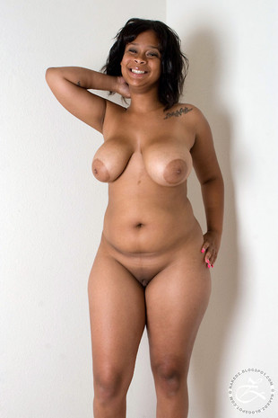 Sexy black girls totally naked at home..
