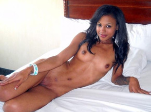 Ebony babes undress fully for you