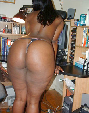 Chubby ebony moms almost naked in..