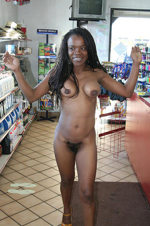 Amature black naked girls