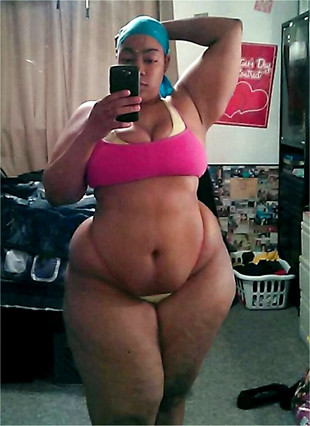 Fully nude black women fatties from..