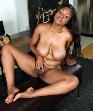 Sexy black chick Sheryse undressing..